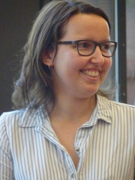 Daniela Wiedmann für unser Tanzduo